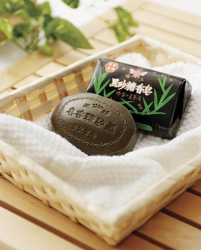 蜂王黑砂糖香皂