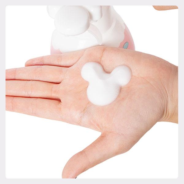 米奇造型洗手清潔慕斯