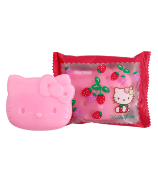 4.Hello Kitty 草莓